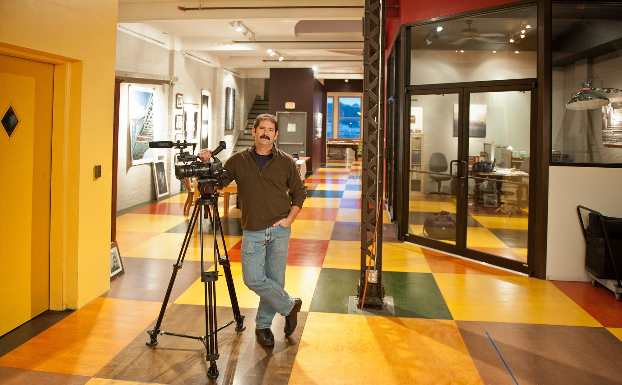 Dave In-Studio